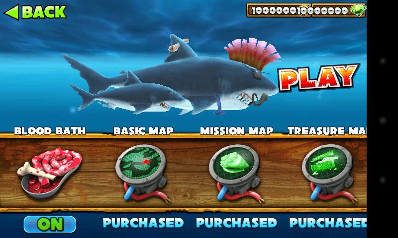 голодные акулы играть